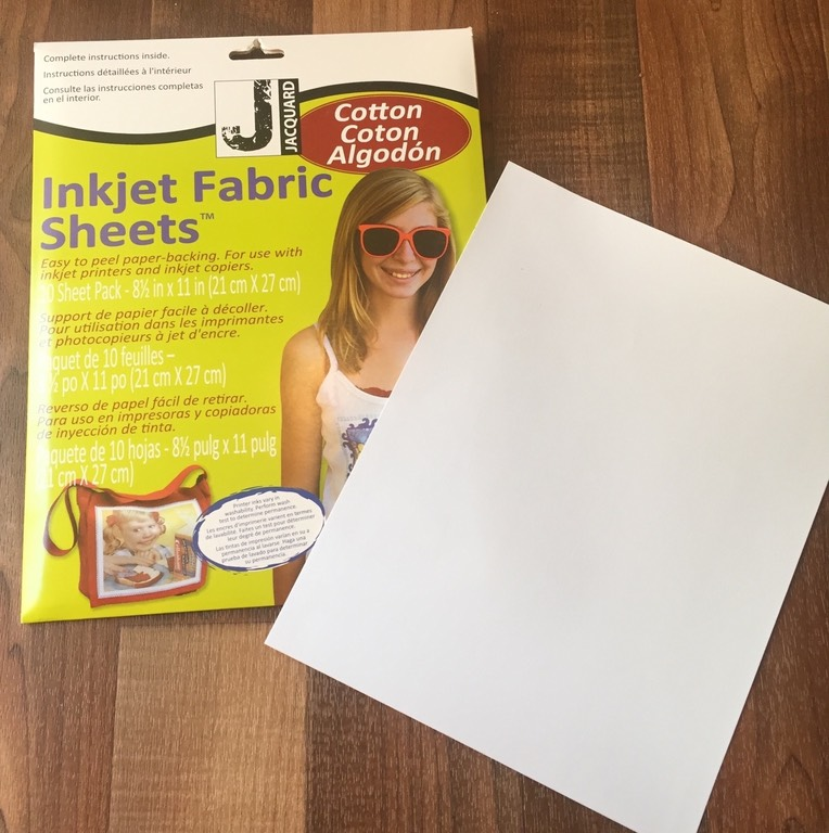 how to make inkjet ink waterproof on fabric