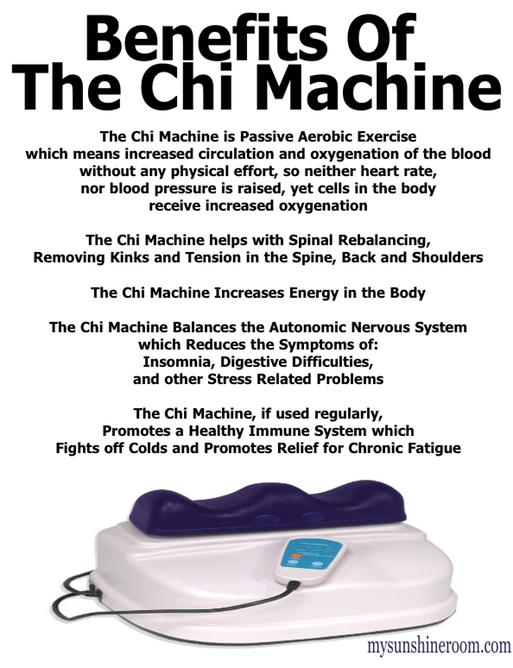 the chi machine